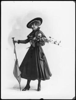 Lily Lena (Alice Mary Ann Mathilda Archer), by Bassano Ltd - NPG x33395