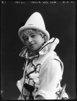 Ida Crispi in 'Joyland', by Bassano Ltd - NPG x34645