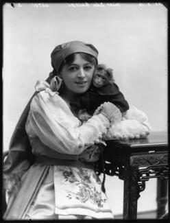 Ida Crispi in 'Joyland', by Bassano Ltd - NPG x34646