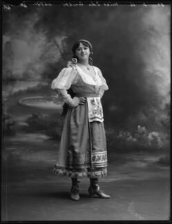 Ida Crispi in 'Joyland', by Bassano Ltd - NPG x34648