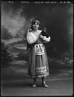 Ida Crispi in 'Joyland', by Bassano Ltd - NPG x34649