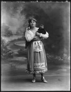 Ida Crispi in 'Joyland', by Bassano Ltd - NPG x34650