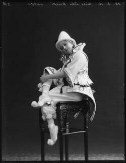 Ida Crispi in 'Joyland', by Bassano Ltd - NPG x34651