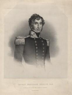 Frederick Bullock, by Edward Morton, printed by  M & N Hanhart, after  J. Carpenter - NPG D18551