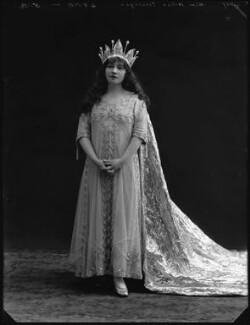 Hilda Trevelyan (Hilda Marie Antoinette Anna Tucker), by Bassano Ltd - NPG x32486