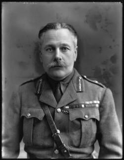 Douglas Haig, 1st Earl Haig, by Bassano Ltd, 16 January 1917 - NPG x32883 - © National Portrait Gallery, London