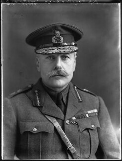 Douglas Haig, 1st Earl Haig, by Bassano Ltd, 16 January 1917 - NPG x32889 - © National Portrait Gallery, London