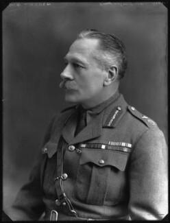 Douglas Haig, 1st Earl Haig, by Bassano Ltd - NPG x32893