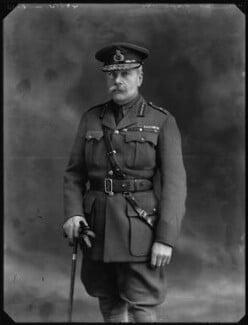 Douglas Haig, 1st Earl Haig, by Bassano Ltd, 16 January 1917 - NPG x32896 - © National Portrait Gallery, London