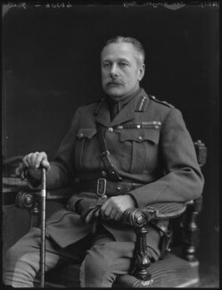 Douglas Haig, 1st Earl Haig, by Bassano Ltd, 16 January 1917 - NPG x32897 - © National Portrait Gallery, London