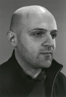 Hussein Chalayan, by Daniel Stier - NPG x126289