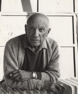 Pablo Picasso, by Cecil Beaton - NPG x40333