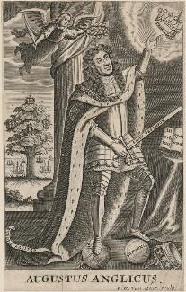 King Charles II, by Frederick Hendrik van Hove - NPG D18534
