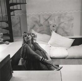 Zandra Rhodes, by Cecil Beaton, 1979 - NPG x40350 - © Cecil Beaton Studio Archive, Sotheby's London