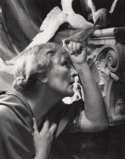 Sybil Thorndike, by Cecil Beaton - NPG x40381