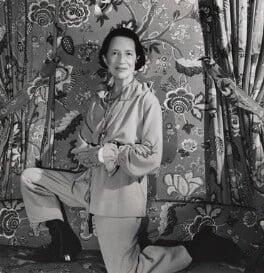 Diana Vreeland, by Cecil Beaton - NPG x40395