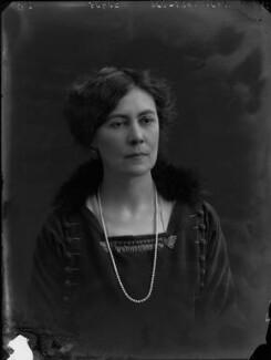Alice Hester Camilla (née Cotton), Lady Chetwode, by Bassano Ltd - NPG x33136