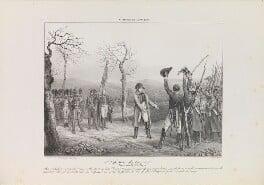 'Victoires et conquétes' (Napoléon Bonaparte), by Charles Etienne Pierre Motte - NPG D15882