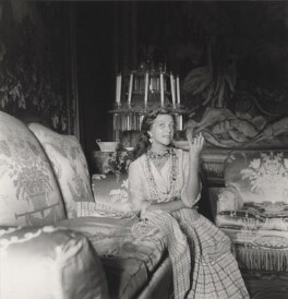 Louise Lévêque de Vilmorin, by Cecil Beaton - NPG x40391