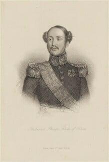 Ferdinand Philippe Louis Charles Henri Joseph d'Orléans, by Fisher Son & Co - NPG D15887