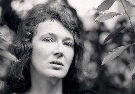 Angela Olive Carter, by Fay Godwin - NPG x68245