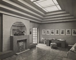 The studio of Dorothy Wilding, by Dorothy Wilding - NPG x27408