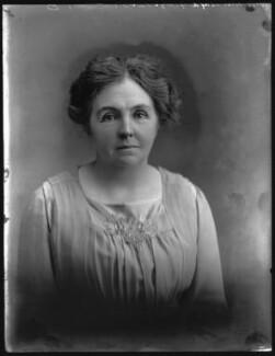 Dame Margaret Lloyd George (née Owen), by Bassano Ltd - NPG x30242