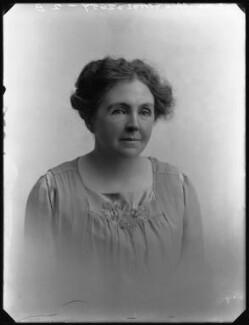 Dame Margaret Lloyd George (née Owen), by Bassano Ltd - NPG x30243
