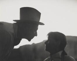 Cecil Beaton; Greta Garbo, by Cecil Beaton, 1965 - NPG  - © Cecil Beaton Studio Archive, Sotheby's London