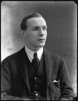 Roundell Cecil Palmer Wolmer, 3rd Earl of Selborne, by Bassano Ltd - NPG x32880