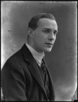 Roundell Cecil Palmer Wolmer, 3rd Earl of Selborne, by Bassano Ltd - NPG x32881