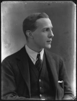 Roundell Cecil Palmer Wolmer, 3rd Earl of Selborne, by Bassano Ltd - NPG x32882
