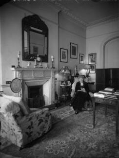 Eleanor Mary Caroline (née Arnold), Viscountess Sandhurst, by Bassano Ltd - NPG x34925