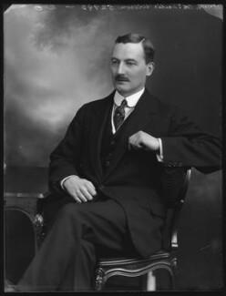 Sir Leslie Orme Wilson, by Bassano Ltd - NPG x123710