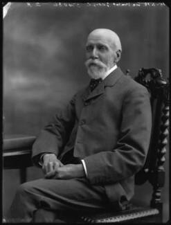 Sir Ernest George, by Bassano Ltd - NPG x32151