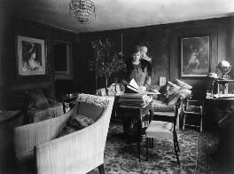 Gertrude Kingston, by Bassano Ltd - NPG x18926