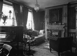 Gertrude Kingston, by Bassano Ltd, 24 October 1919 - NPG x18930 - © National Portrait Gallery, London