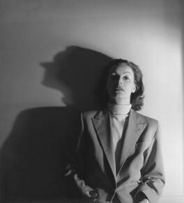 Greta Garbo, by Cecil Beaton - NPG x40104