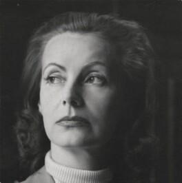 Greta Garbo, by Cecil Beaton - NPG x40109
