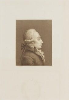 Arthur Richard Dillon, by Varin - NPG D15928
