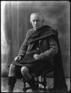 William Gibson, 2nd Baron Ashbourne, by Bassano Ltd, 5 November 1919 - NPG x33752 - © National Portrait Gallery, London