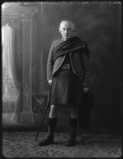 William Gibson, 2nd Baron Ashbourne, by Bassano Ltd, 5 November 1919 - NPG x33753 - © National Portrait Gallery, London
