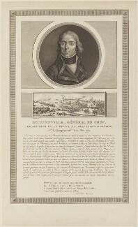 Pierre de Ruel, Marquis de Beurnonville, by Jean Duplessis-Bertaux - NPG D15934