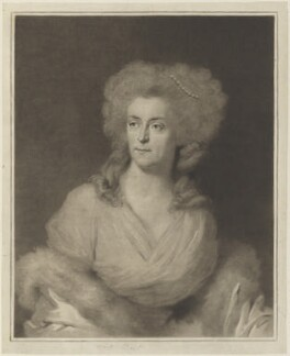 Frederica Sophia Wilhelmina, Princess of Orange, by Unknown engraver - NPG D15943