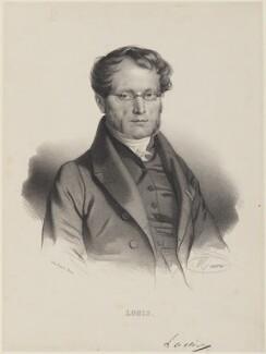 Joseph Dominique, Baron Louis, by François Séraphin Delpech - NPG D15946