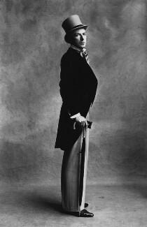 Cecil Beaton, by Irving Penn - NPG x40469