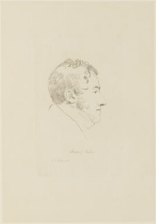 Henry William Paget, 1st Marquess of Anglesey, by Mary Dawson Turner (née Palgrave), after  Sir Francis Leggatt Chantrey, (1819) - NPG D15988 - © National Portrait Gallery, London