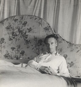 Cecil Beaton, by Derek Adkins - NPG x40439