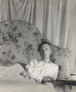 Cecil Beaton, by Derek Adkins - NPG x40440
