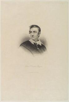 John Howard Payne, by Henry Bryan Hall, after  Charles Robert Leslie - NPG D16011